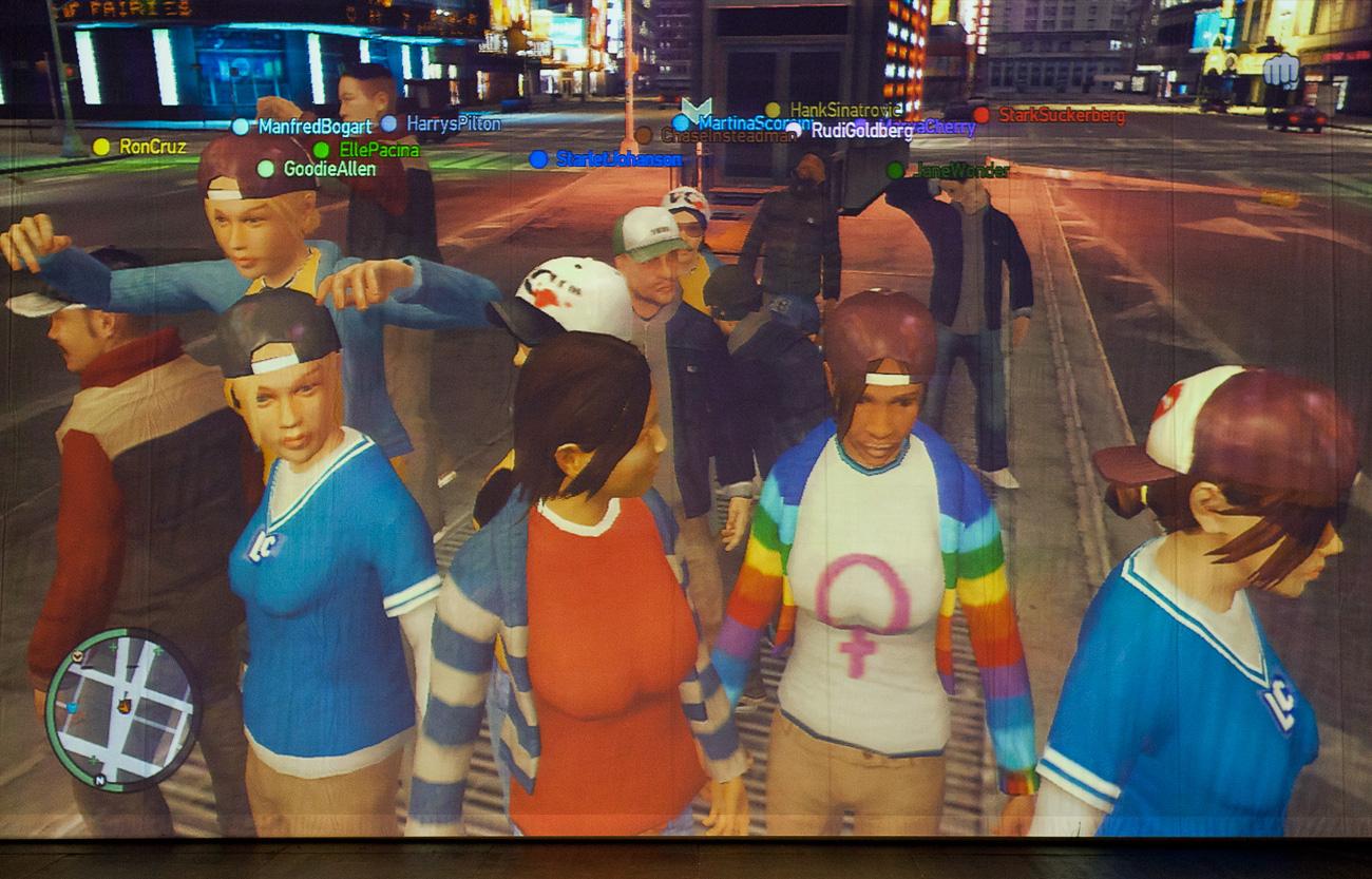 Citywalk_Gruppenfoto